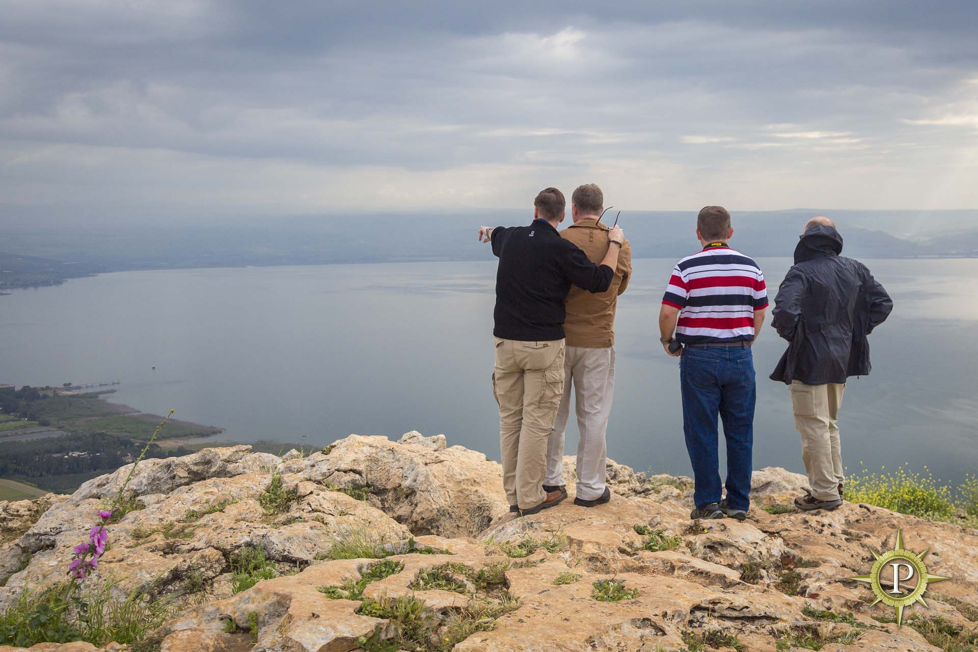 Mount Arbel - BTS