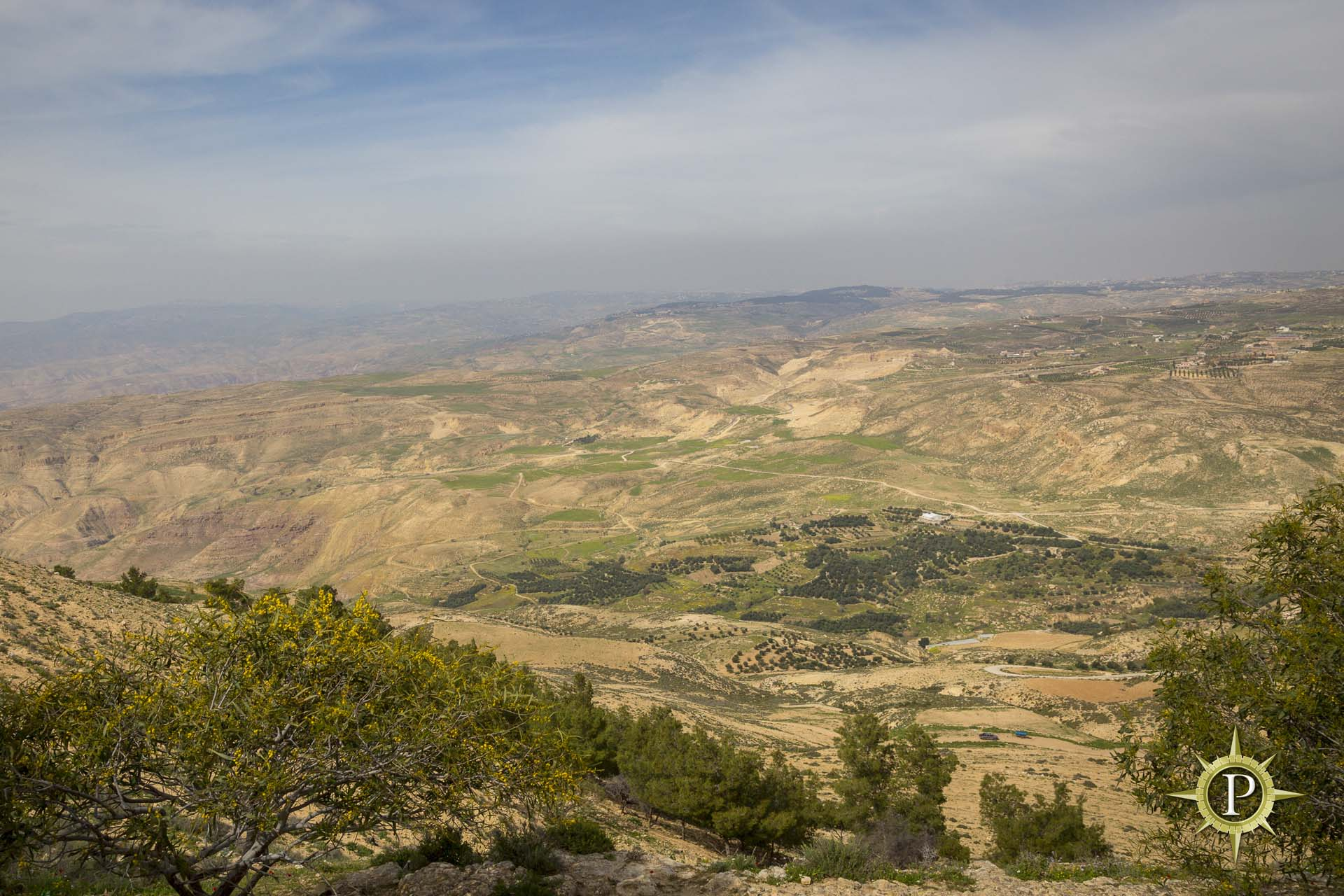 A View from Mount Nebo